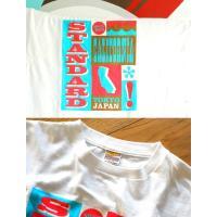 スタンダードカリフォルニア セール SALE  白 Tシャツ JEFF For SD STANDARD CALIFORNIA T-shirt