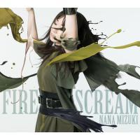 【オリジナル特典付】水樹奈々/FIRE SCREAM<CD>[Z-9627]20201007