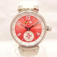 ブランド:ルイヴィトン 品名:タンブールラブリーカップレディース腕時計12Pダイヤ 型番:Q1M02...