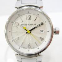【ブランド】ルイヴィトン 【商品名】タンブール レディース腕時計 【型番】Q121K 【シリアル】S...