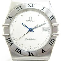 ブランド品名:オメガコンステレーションメンズ腕時計クオーツ 素材:SS/ステンレススチール サイズ:...