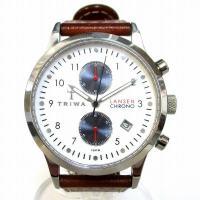 【ブランド】TRIWA トリワ 【商品名】クロノグラフ メンズ腕時計 【型番】LCST113 【シリ...