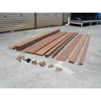 ■商品説明■ ヤフー最安値!部材販売! 人工木材サンプルプレゼント! 部材が豊富だから木材同様の施工...