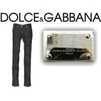 DOLCE&GABBANA デニムパンツ ジーンズ ボトムス 12-03204