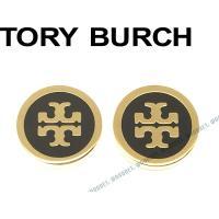 ■ブランド名 TORY BURCH ■品名 35063 ピアス ゴールド×ブラック ■品番 3506...
