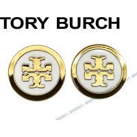 ■ブランド名  TORY BURCH ■品名  35063 ピアス ゴールド×ホワイト ■対象  レ...