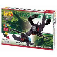 LaQ ラキュー インセクトワールド キングビートル  一番強いカブトムシを作ろう!  昆虫が作れる...