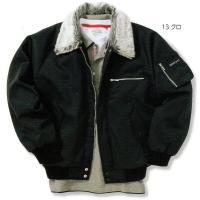 作業服の定番ブランド寅壱のパイロットジャンパー。 寅壱の防寒といえば、パイロットジャンパー(通称:ド...