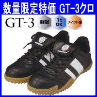 アッパー合成皮革素材のsundance安全靴GT-3。 1トンの重量にも負けない鉄先芯仕様のサンダン...