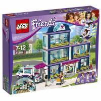 送料無料 レゴ (LEGO)  フレンズ FRIENDS ハートレイクシティの病院 41318 セット ブロック レゴ