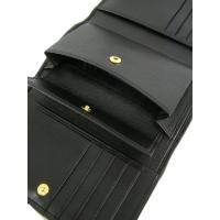 スペシャルプライス/ミュウミュウ MIU MIU レディース 折財布/サイフ MATELASSE 5MH015 N88/ブラック/NERO/F0002