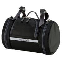 モンベル フロントバッグ ブラック(BK)【自転車】【バッグ】【フロントバッグ】【モンベル】