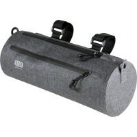 R250 防水ドラム型フロントバッグ グレー