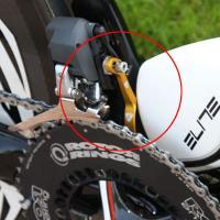 K-Edge HFK(Hard to Fit Kit)と同等のラジアスワッシャーがセットされたモデル...
