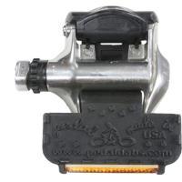 ロードバイク用ビンディングペダルを簡単にフラップペダル化できるアイディア商品 フラットペダル・アダプ...