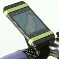 B.free スマホルダー 〜ほとんどのスマートフォン、携帯機器に対応する自転車用ホルダー〜 ◆スマ...