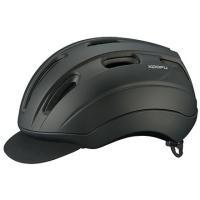 帽子感覚で使える、街乗りスタイル。 BC-Viaバイザー同梱  ノーマルインナーパッド標準装備:エア...