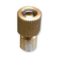 対応ポンプで仏式バルブに空気を充填する際に使用します。