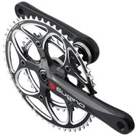 P.C.D. : 110mm 、Compatibility : SHIMANO 11Speed / ...