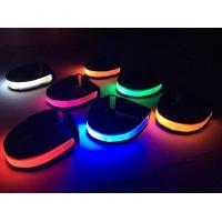 夜釣りや夜間の外出時に役立つ、LEDアームバンド☆ カラーは8色ご用意しております。 暗い場所での釣...