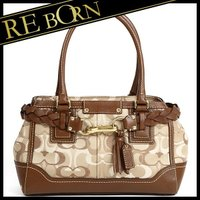 こちらのバッグは中古品ではありますが、いったん革製品専用の特殊な液で全体を丸洗いしています。rebo...