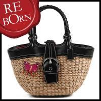 こちらのバッグは中古品ではありますが、いったん革製品専用の特殊な液で全体を丸洗いしています。reb...
