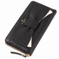 こちらの商品は新品未使用になります。リボンの可愛いお財布です。   スタイル番号 − PWRU48...