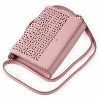 こちらの商品は新品未使用になります。ピンクのメッシュの入った可愛い斜め掛けです。   スタイル番号...