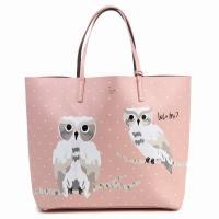 こちらの商品は新品未使用になります。可愛いフクロウの大きめバッグです。   スタイル番号 − WK...