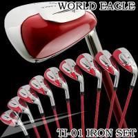 【ゴルフ用品 アイアンセット】 ■431ステンレススチールヘッド ■中空・低・深重心設計!クラブセッ...