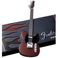 【商品名】Axe Heaven Fender フェンダー テレキャスター ローズウッド ミニチュアギ...