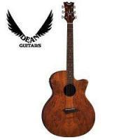 【商品名】Dean ディーン Guitars AX SPALT Mahogany Body Acou...