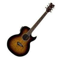 【商品名】Dean ディーン Guitars Performer Quilt Ash A/E - T...