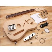 【商品名】Grizzly H8068 テレキャスター ギターキット エレキギター エレクトリックギタ...