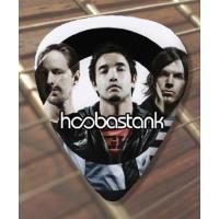 【商品名】Hoobastank Premium ギターピック x 5 Medium ギター アコギ ...