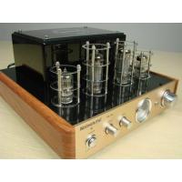 【商品名】Ms-10d, Hifi, チューブ アンプ, アンプ, Amp, チューブ Audio ...