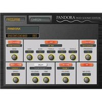 【商品名】Korg Pandora PX5D Guitar Multi Effects Proces...