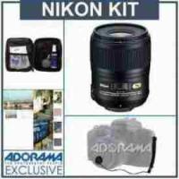 【商品名】Nikon 60mm f/2.8G AF-S Micro Nikkor AF ED Len...