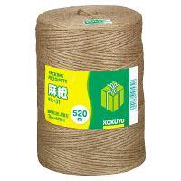 引っ越しなどの荷作りには、丈夫なこの麻紐が最適です。  ■巻き長さ:520m ■材質/麻 ■巻き方法...
