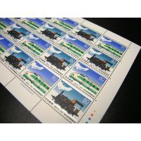 【記念切手シート】東北新幹線開通記念|新幹線列車・1290型蒸気機関車|1シート:額面60円×20枚|昭和57年6月23日(1982年)|未使用|残1点|wpeace