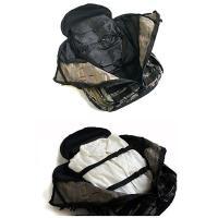 モール対応防水布仕様中央ジッパー式アサルト3DAYリュックサック タイガー