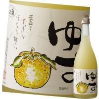 梅乃宿 ゆず酒 果汁さえもブレンドしたこだわりのゆず酒です。 四国、九州などの産地を中心に、国内さま...