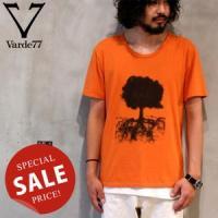 Varde77 バルデセブンティセブン ROOTS T-SHIRIS ルーツTシャツ VR14SS-CM-T02