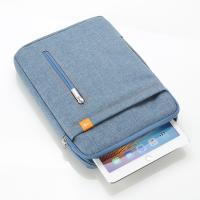 ●小物収納ポケット付きのiPad・各社タブレットPC用インナーケースです。 ●9.7インチiPad ...