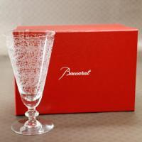 バカラ BACCARAT 1764年フランスロレーヌ地方のバカラ村に設立されたガラス工場が起源。高級...