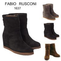 ファビオ ルスコーニ FABIO RUSCONI  甲の部分が細身なデザインで履き口が広いので履きや...