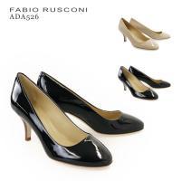 ★2016春夏新作★ ファビオ ルスコーニ FABIO RUSCONI パンプス 足をキレイに見せて...