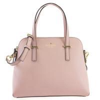 ケイトスペード KATE SPADE フェミニンなピンクカラーがケイトらしいバッグは、コーディネート...