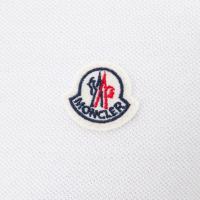 モンクレール MONCLER メンズ 半袖 ポロシャツ 8340800 84556 ホワイト