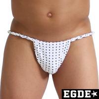 EGDE← 豆絞り 本格 太伸縮捻り編紐 現代式六尺褌 改